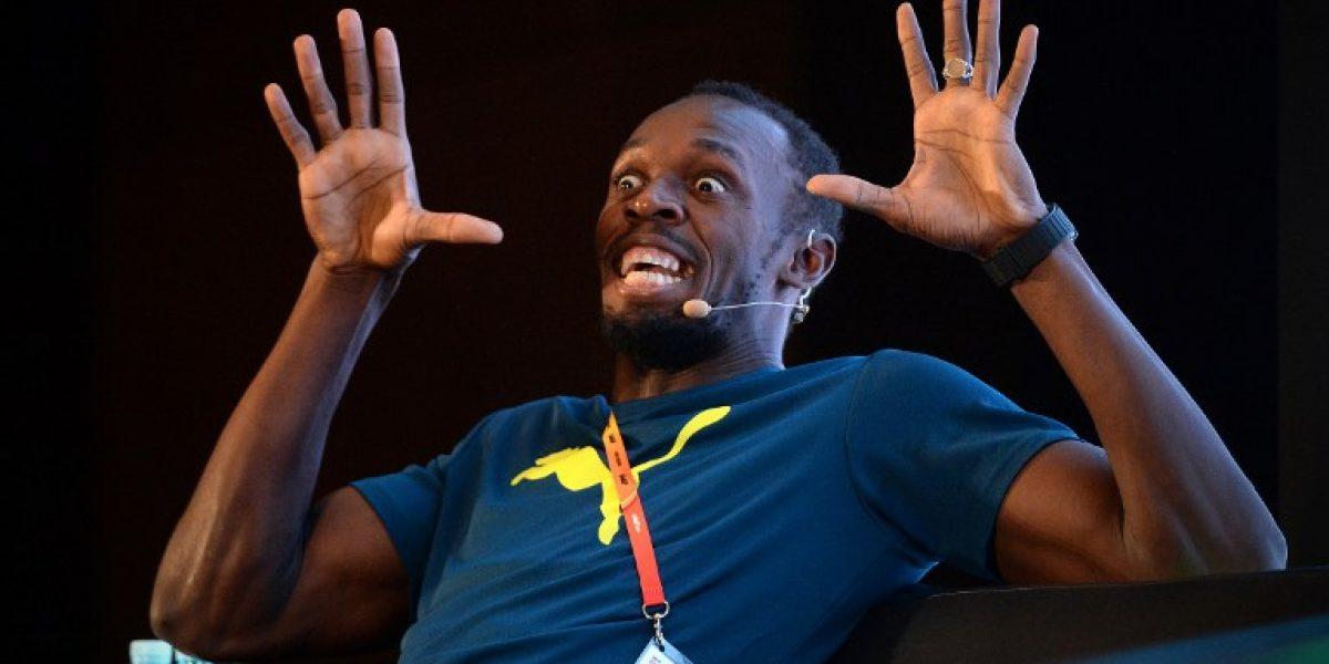 Usain Bolt está en China para escribir una nueva historia en el Mundial de Atletismo