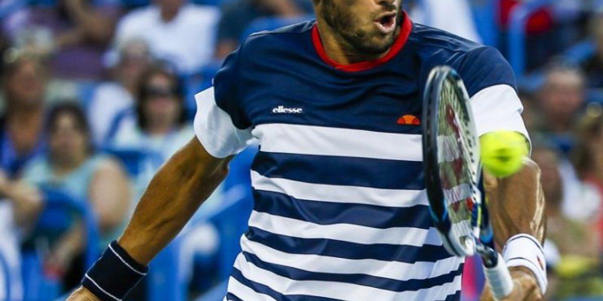 ¡Sigue sin despegar! Feliciano López eliminó a Rafael Nadal en el Masters 1000 de Cincinnati