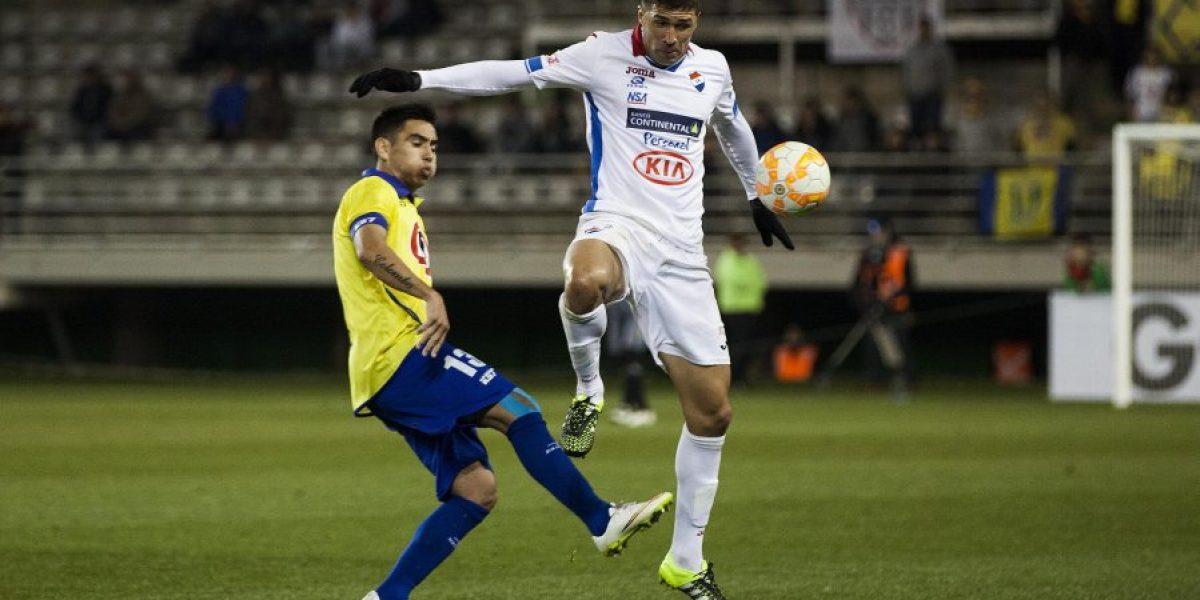 U. de Concepción no pudo revertir la llave y se despidió de la Copa Sudamericana
