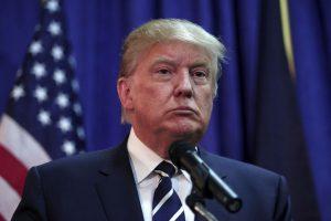 El precandidato republicano a la presidencia de Estados Unidos aseguró que le agrada Ronda Foto:Getty Images. Imagen Por: