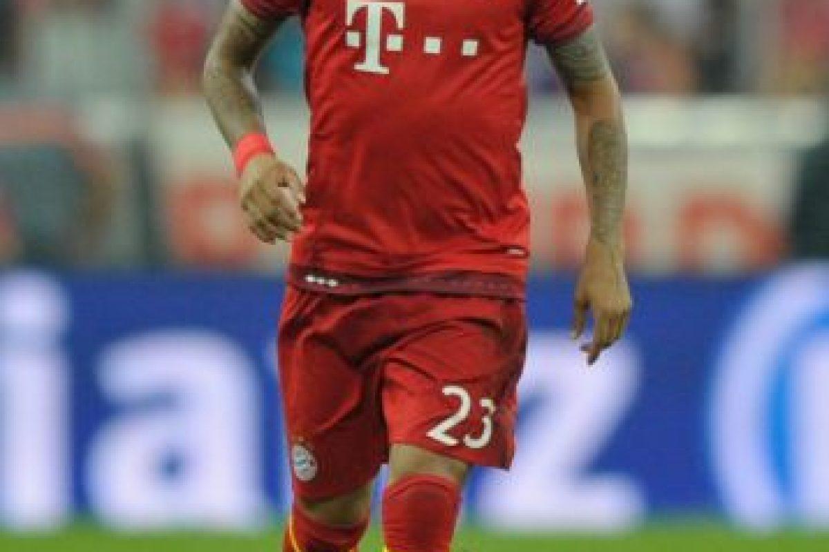 """El """"Rey Arturo"""" llegó al Bayern Munich con la misión de cubrir la baja de Bastian Schweinsteiger y tiene todas las miradas sobre él por ser el fichaje más caro del verano alemán y una de las estrellas que llegan a la Bundesliga. Foto:Getty Images. Imagen Por:"""