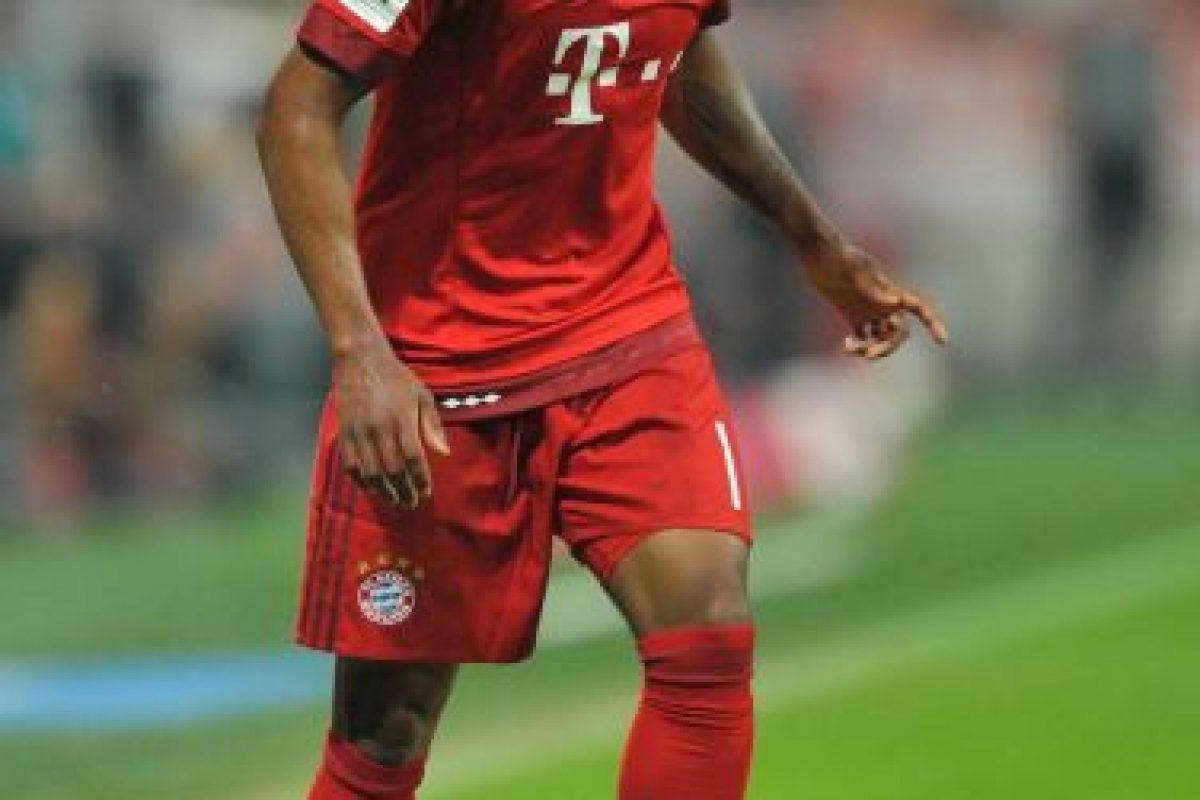 """En Munich creen mucho en él. Por eso desembolsaron 30 millones de euros para ficharlo, e incluso, Pep Guardiola aseguró que el brasileño será """"uno de los mejores jugadores del mundo"""". Foto:Getty Images. Imagen Por:"""
