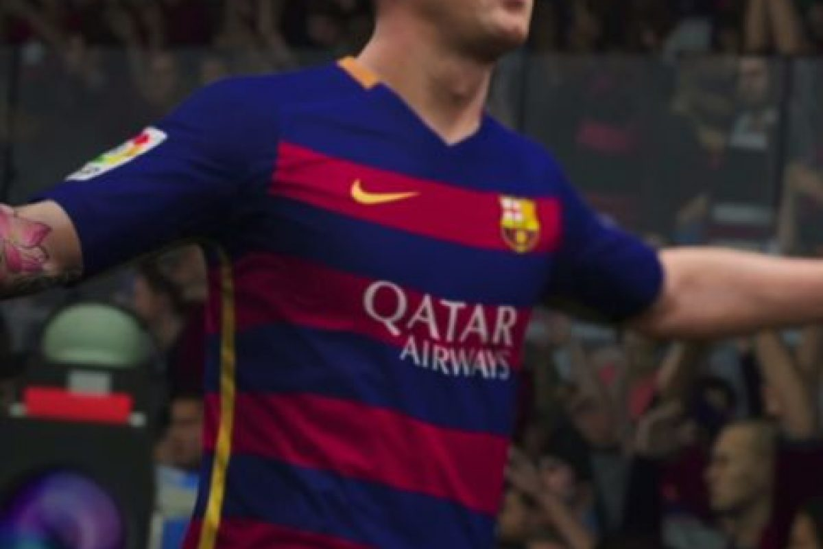 Lionel Messi Foto:EA Sports. Imagen Por: