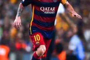 El argentino Lionel Messi juega en el Barcelona de España Foto:Getty Images. Imagen Por: