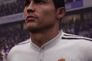 Cristiano Ronaldo Foto:EA Sports. Imagen Por: