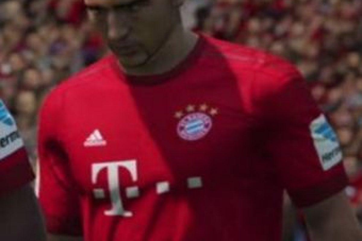Arturo Vidal Foto:EA Sports. Imagen Por: