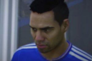 Radamel Falcao Foto:EA Sports. Imagen Por: