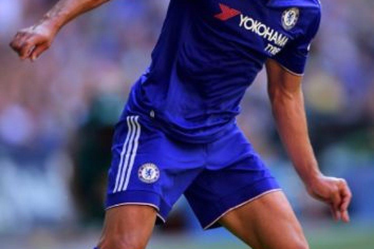 El colombiano juega en el Chelsea de Inglaterra Foto:Getty Images. Imagen Por: