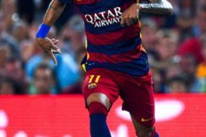 El brasileño juega en el Barcelona de España Foto:Getty Images. Imagen Por:
