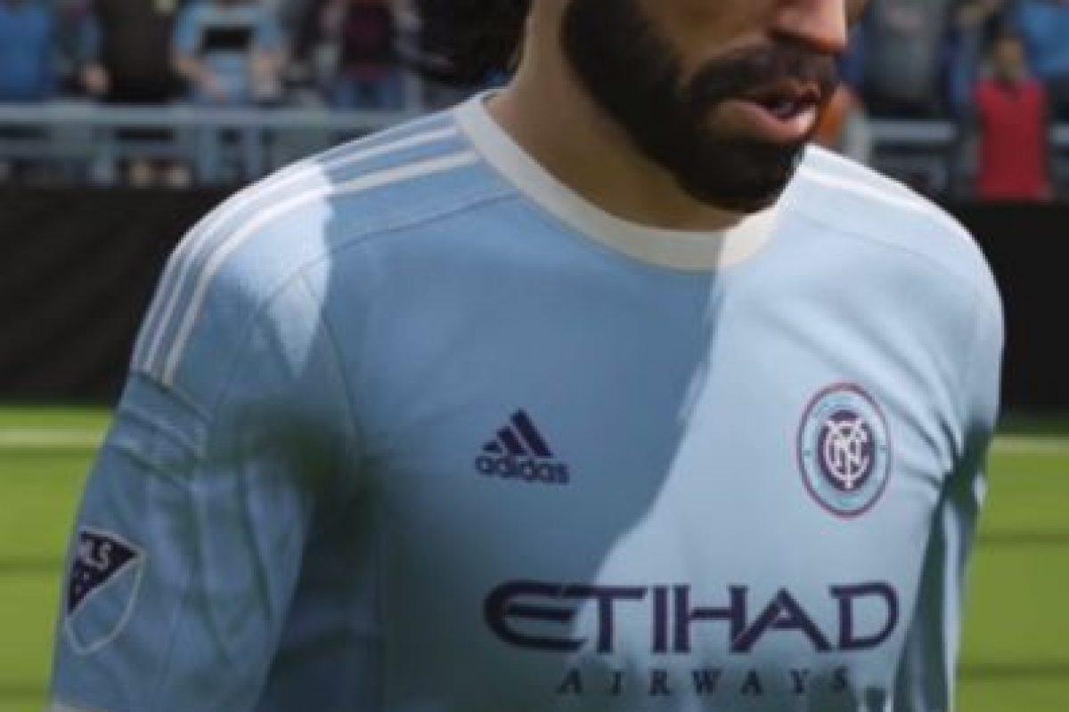 Andrea Pirlo Foto:EA Sports. Imagen Por: