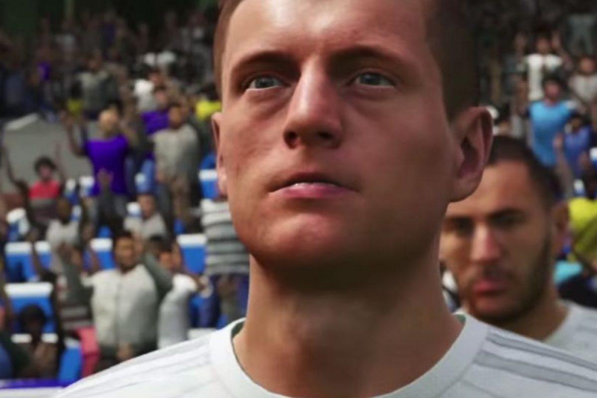 Toni Kroos Foto:EA Sports. Imagen Por: