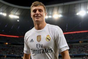 El alemán juega en el Real Madrid de España Foto:Getty Images. Imagen Por: