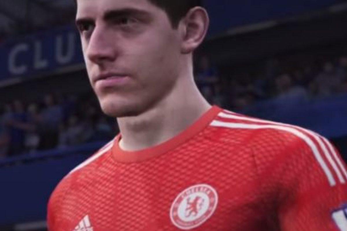 Thibaut Courtois Foto:EA Sports. Imagen Por: