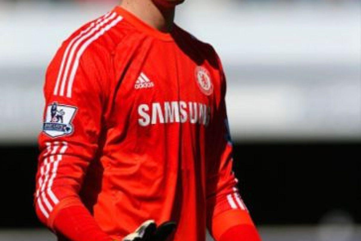 El belga juega en el Chelsea de Inglaterra Foto:Getty Images. Imagen Por: