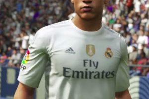 Raphaël Varane Foto:EA Sports. Imagen Por: