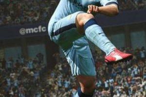 Sergio Agüero Foto:EA Sports. Imagen Por: