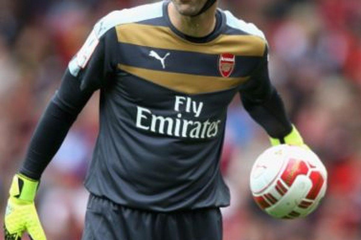 El checo juega en el Arsenal de Inglaterra Foto:Getty Images. Imagen Por:
