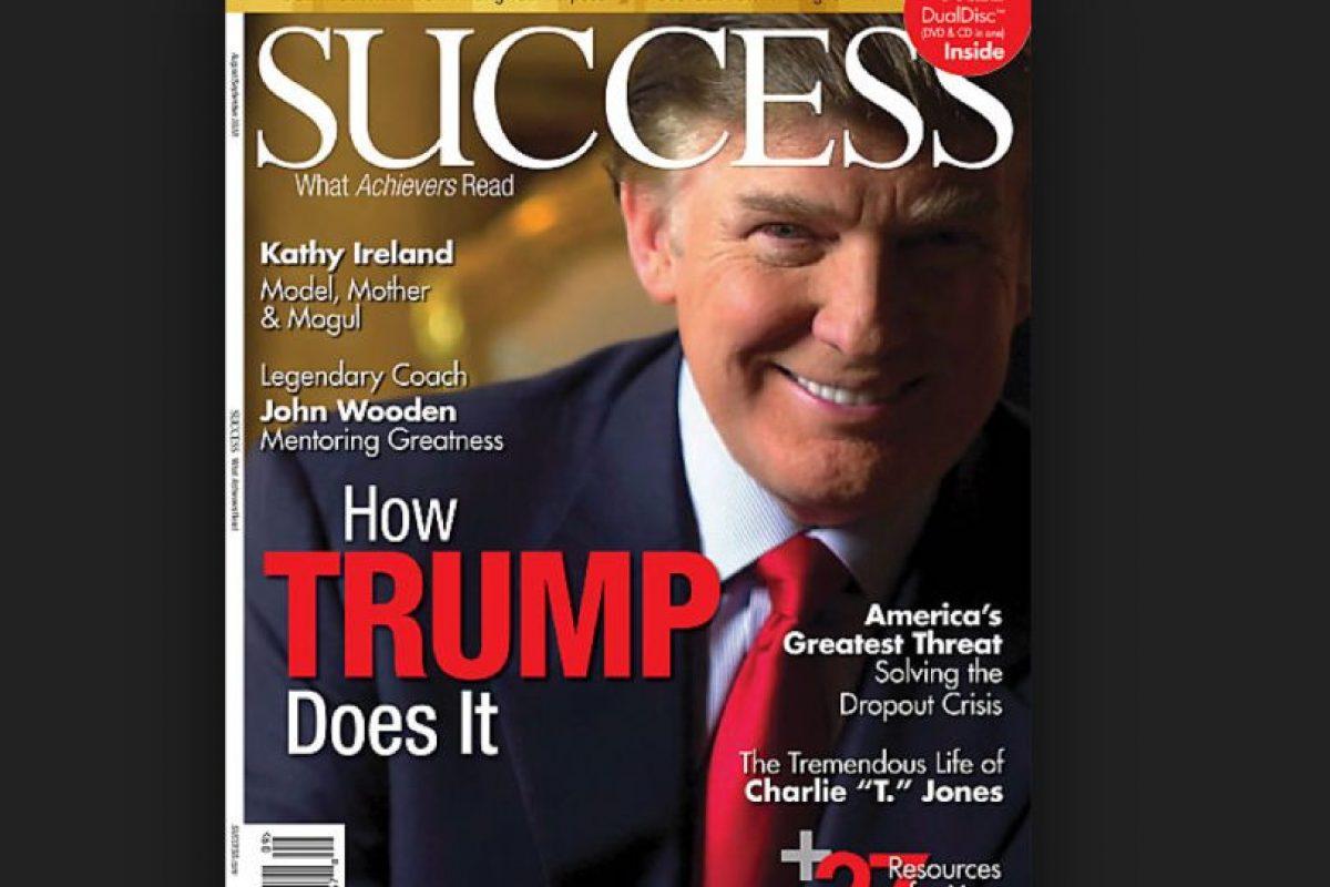 En los distintos artículos se habla de su vida, pública y privada. Foto:Vía Success. Imagen Por:
