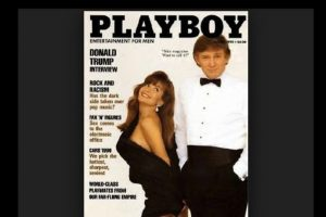 El magnate también dio entrevitas para revistas para adultos. Foto:Vía PLAYBOY. Imagen Por: