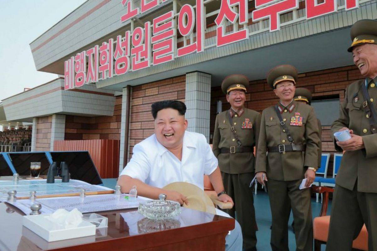 Esto porque hubo ataques en la frontera con Corea del Sur, de acuerdo a información de agencias sudcoreanas Foto:AFP. Imagen Por: