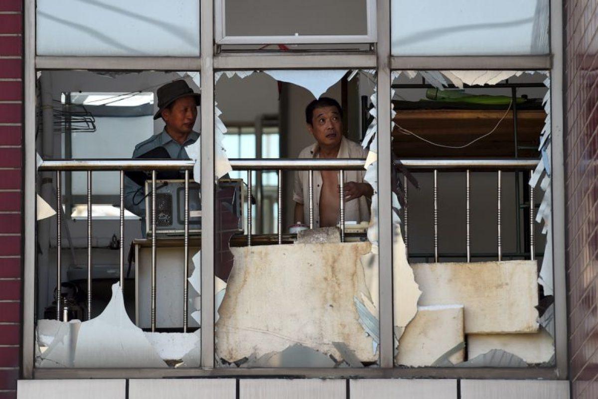Las explosiones dejaron 17 mil viviendas dañadas. Foto:AFP. Imagen Por: