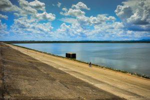 El embalse de Los Palacios, en Cuba, que está en alerta por sequía. Foto:AFP. Imagen Por: