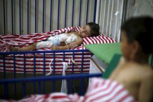 Niña siria herida por los bombardeos. Foto:AFP. Imagen Por: