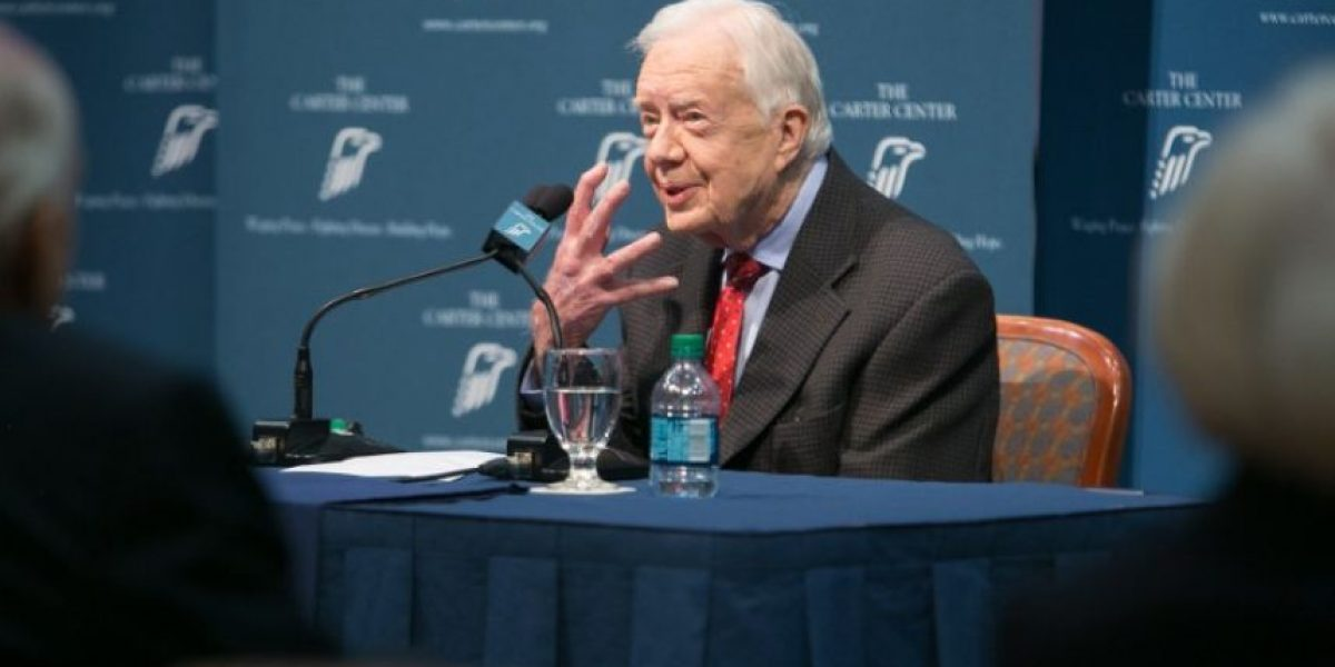Jimmy Carter recibirá radiación por tumores cancerígenos en el cerebro