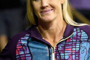 Dejó el kickboxing para convertirse en boxeadora profesional, disciplina que practicó de 2002 a 2013. Foto:Getty Images. Imagen Por: