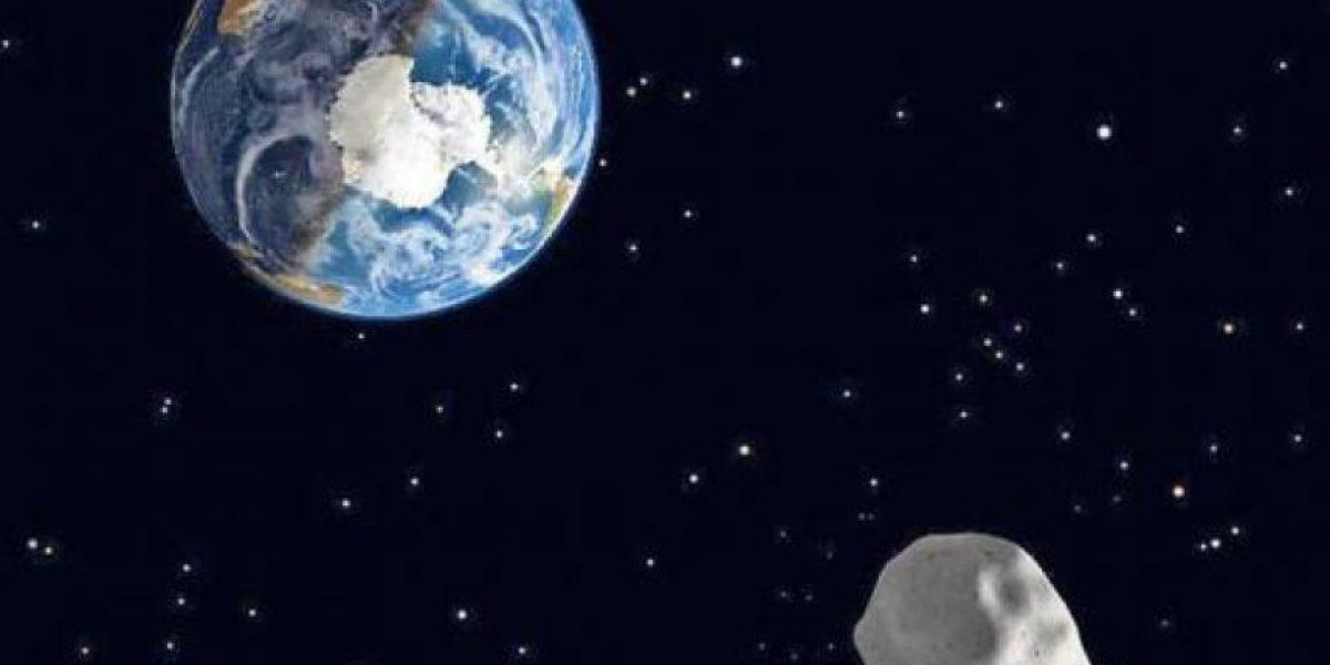 Nasa desmiente la colisión de un asteroide con la Tierra en septiembre