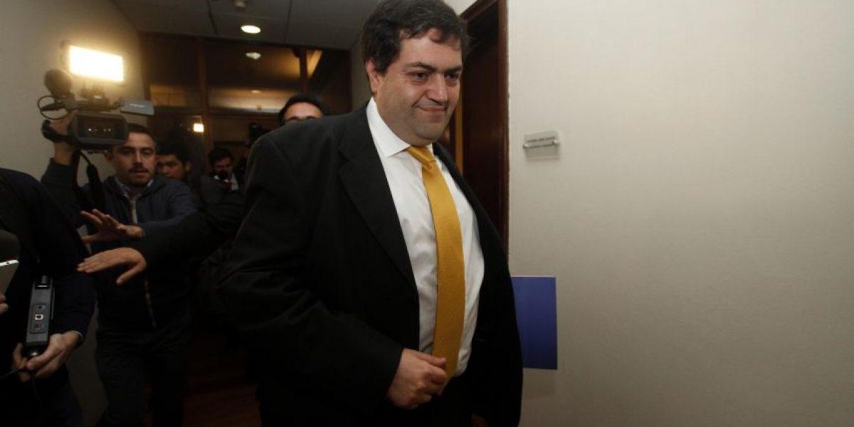 Jorratt y presuntas presiones al SII: Cristián Vargas sería el responsable