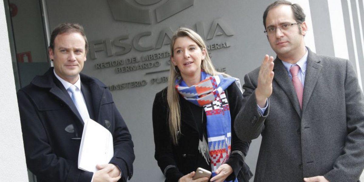 Caval: diputados entregan a fiscal cuestionario para Dávalos y Compagnon