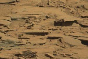 Se descubrió en agosto de 2014 Foto:Foto original en http://mars.jpl.nasa.gov/msl-raw-images/msss/00601/mcam/0601MR0025370020400768E01_DXXX.jpg. Imagen Por: