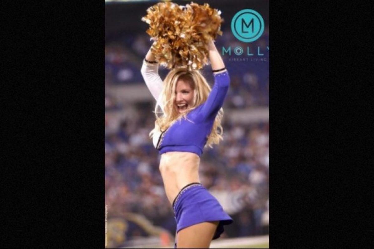Fue acusada de tener relaciones sexuales con un menor de 15 años Foto:Vía MollyShattuck.com. Imagen Por: