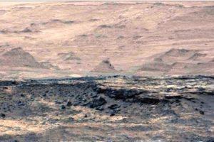 Estas son las imágenes con filtros Foto:NASA. Imagen Por: