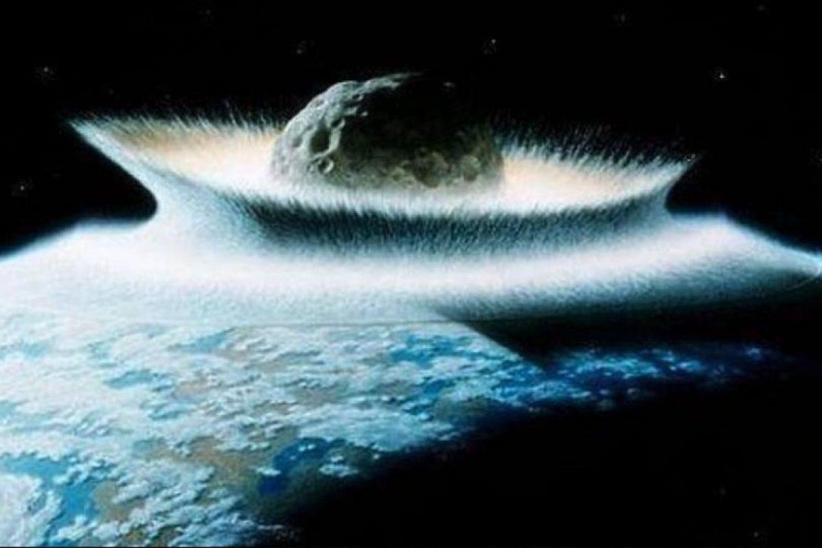 Supuestamente, todos nos moriremos en septiembre, ya que un asteroide colapsará y nos matará a todos, así como a los dinosaurios. La NASA dice que no habrá tal cosa, pero esta es una de las tantas veces que han dicho que el mundo terminará Foto:Wikimedia. Imagen Por: