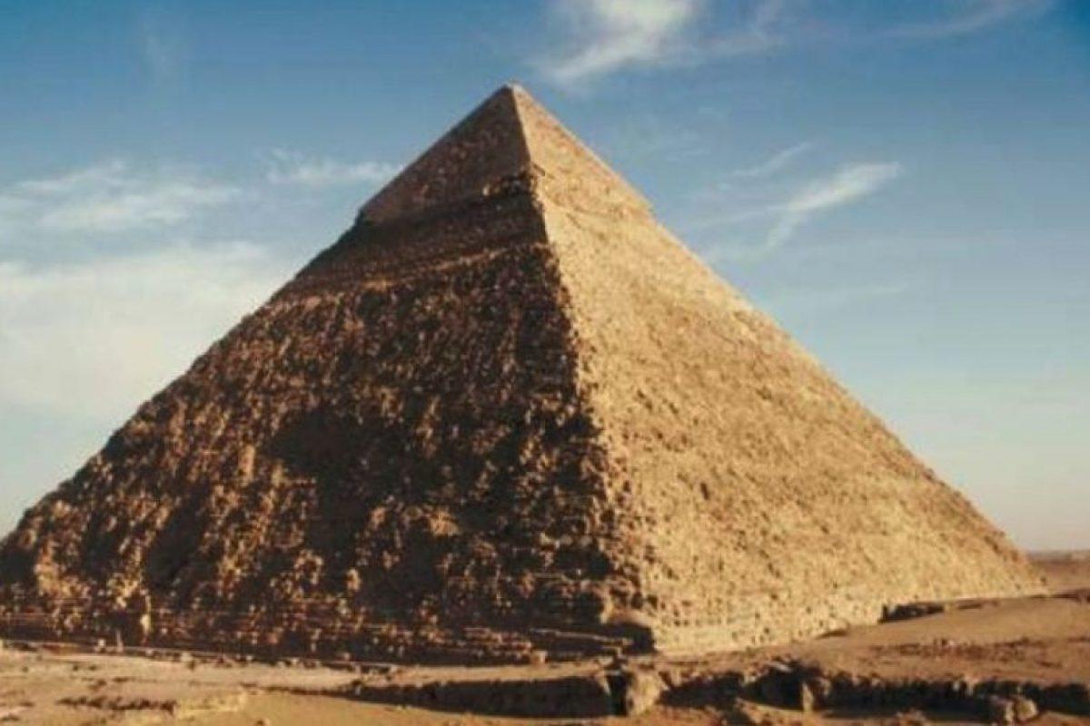 Charles Piazzi Smyth vaticinó que Jesucristo llegaría entre 1892 y 1911. Su estudio lo hizo basado en las dimensiones de la pirámide de Giza Foto: vía Wikipedia. Imagen Por: