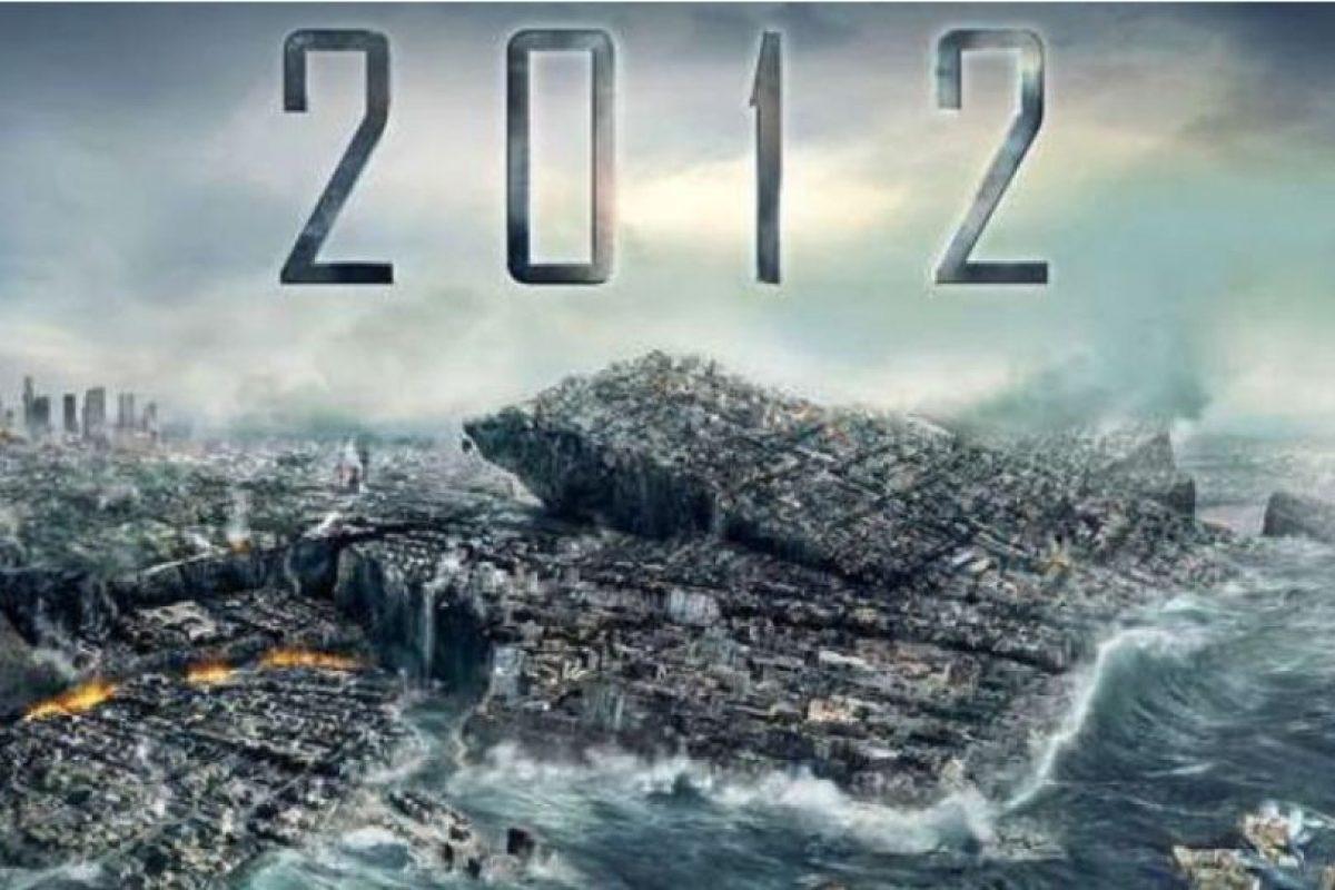 Hace dos años comenzaba un nuevo ciclo en el calendario maya, pero esto incluso impulsó tal pánico que hicieron una película al respecto. Foto:Foto: vía Sony Pictures. Imagen Por: