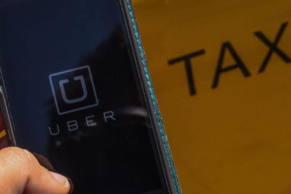 Uber, la aplicación para pedir taxis, ha estado en medio de diversas polémicas. Estas son algunas de ellas. Foto:Getty Images. Imagen Por: