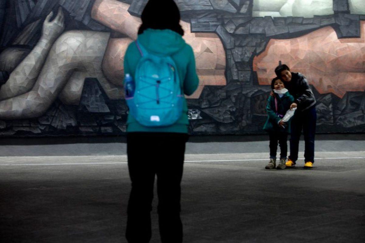 Pinacoteca de la U de Concepción Foto:Agencia Uno. Imagen Por:
