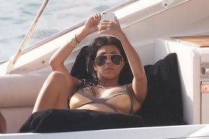 Kourtney Kardashian Foto:Grosby Group. Imagen Por: