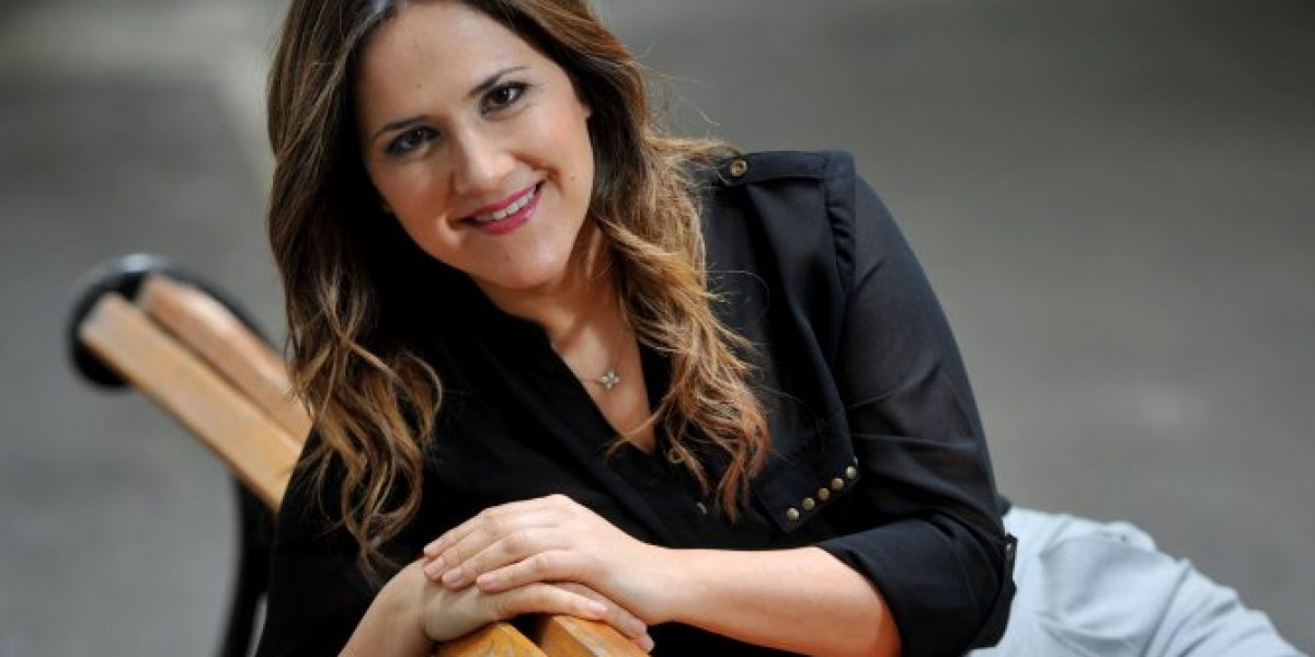 Michelle Adam: La meteoróloga que quiere pegarse el salto en pantalla