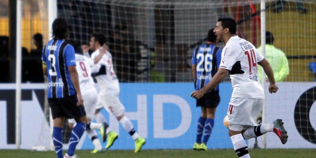 Chile quedó entre los países con peor rendimiento en la Copa Sudamericana