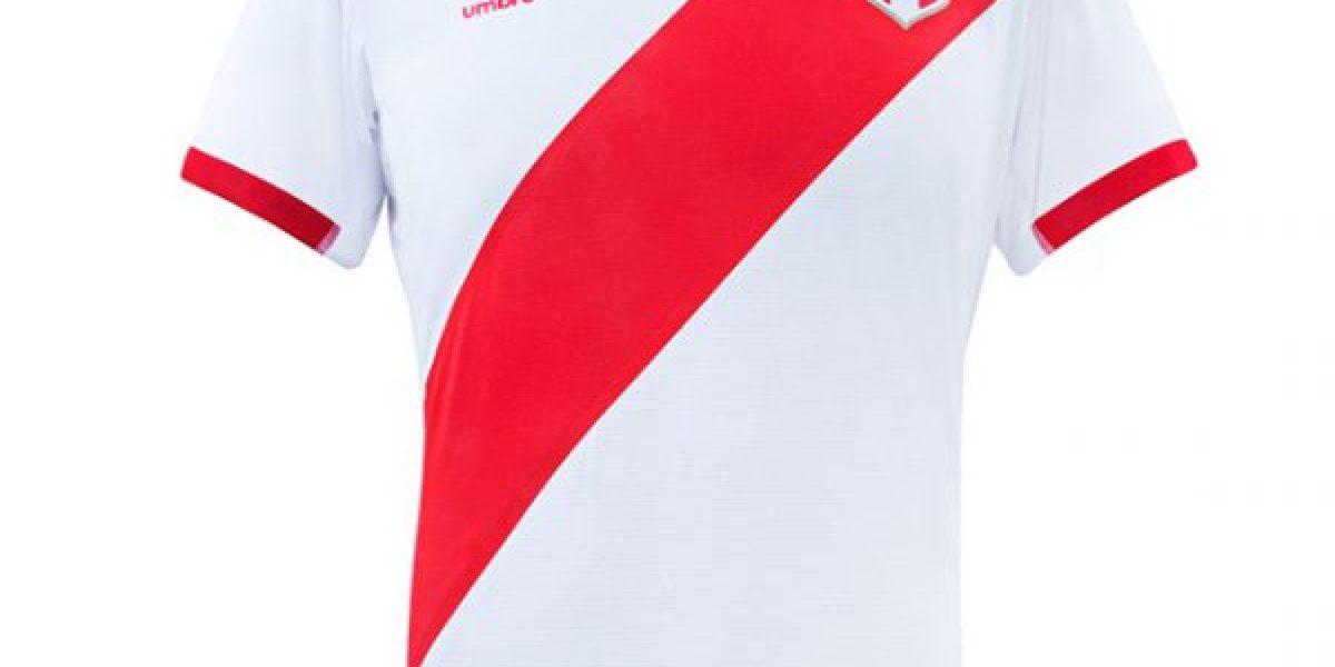 Perú tiene nueva vestimenta para enfrentar las eliminatorias a Rusia 2018
