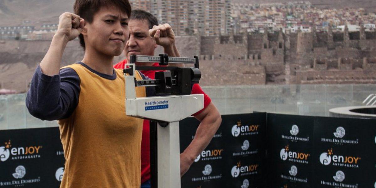 Crespita Rodríguez y pelea del sábado: