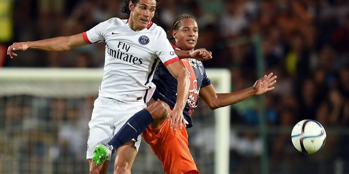 El PSG no brilla, pero vence y sigue en la cima del fútbol en Francia