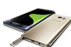 Es el smartphone más grande de Samsung. Foto:Samsung. Imagen Por: