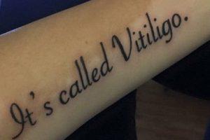 Este es su tatuaje Foto:Vía RealLife. Imagen Por: