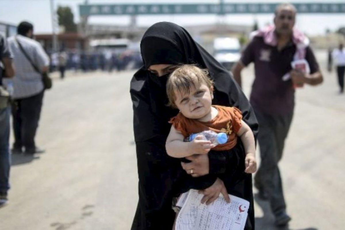 A los infectados se les acusa de atentar contra el ISIS. Foto:AFP. Imagen Por: