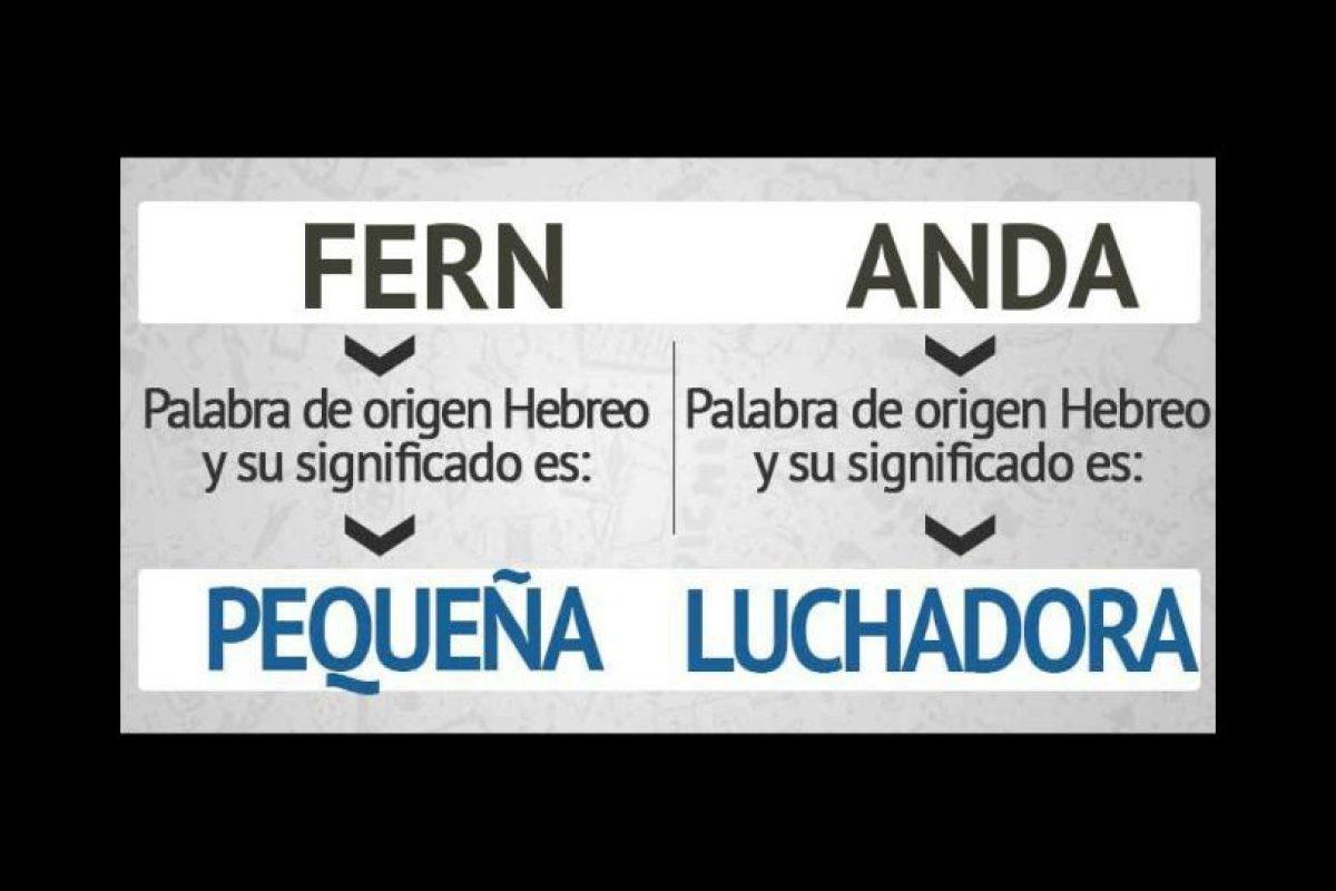 """Y """"Fernanda"""", lo mismo. Foto:eWikin.com. Imagen Por:"""
